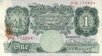 Reino Unido 1 Pound Britannia