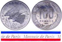 Rép. Centrafricaine 100 Francs Empire centrafricain - 1978 - Essai