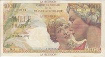 Réunion 1000 Francs Union Française - Type 1946 Série M.5