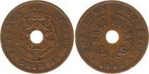 Rhodésie du Sud ½ Penny 1943 - Armoiries