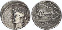 Roma Republic Denarius,  Considia 46 BC Rome - F+