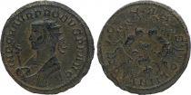 Roman Empire Antoninianus,  Probus - 277 Serdica - SOLI INVICTO - VF+