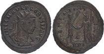 Roman Empire Antoninianus,  Probus - 280-281 Antioch - CLEMENTIA TEMP - VF+