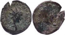 Roman Empire Antoninianus, Saloninus (259-260) - PIETAS AVG