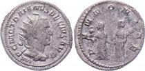 Roman Empire Antoninianus, Trajanus Decius (249-251) - PANNONIAE