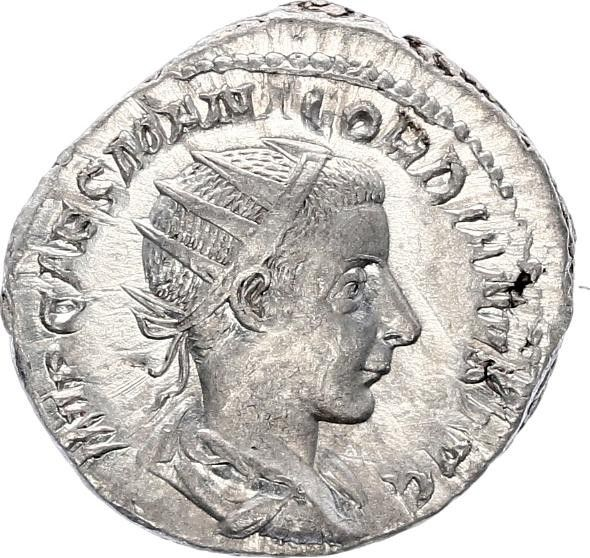 Roman Empire Antoninien, Gordien III (244-238) - CONCORDIA AVG