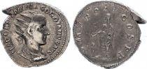 Roman Empire Antoninien, Gordien III (244-238) - P M TR P II COS PP
