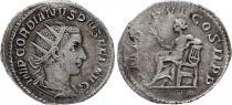 Roman Empire Antoninien, Gordien III (244-238) - P M TR P VI COS II PP