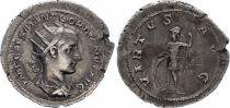 Roman Empire Antoninien, Gordien III (244-238) - VIRTVS AVG