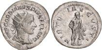 Roman Empire Antoninien, Gordien III (244-238) - VIRTVTI AUGVSTI