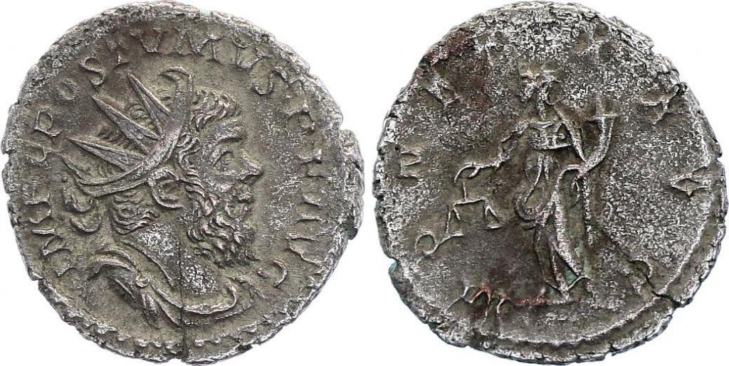 Roman Empire Antoninien, Postumus (259-269) - Moneta - VF