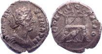 Roman Empire Denarius,  Faustina - 148-152 Rome - CONSECRATIO
