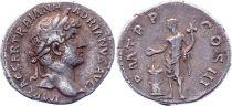 Roman Empire Denarius,  Hadrian - 122 Rome