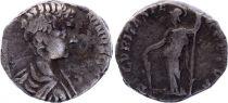 Roman Empire Denarius, Caracalla (196-217) - SECVRITAS PERPETVA