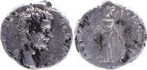 Roman Empire Denarius, Clodius Albinus (193-197) -MINER PACIF COS II