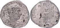 Roman Empire Denarius, Elagabalus (218-222) - VICTORIA AVG