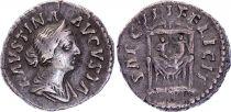 Roman Empire Denarius, Faustina II (146-175) - SAECVLI FELICIT