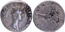 Roman Empire Denarius, Nerva (96-98) - CONCORDIA EXERCITVVM