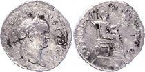 Roman Empire Denarius, Vespasian (69-79) - PON MAX TR P COS V