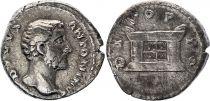 Roman Empire Denier,  Antonin le Pieux (138 - 161) - DIVVS ANTONINVUS