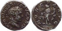 Roman Empire Denier, Caracalla (197-217) - MONETA AVG