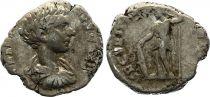Roman Empire Denier, Geta (189-211) - MINERV SANCT