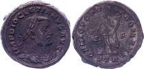 Roman Empire Follis, Diocletian (284-305) - Genio Populi Romani - Trier