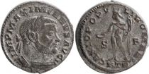 Roman Empire Follis, Maximianus Herculius (286-305) - Genio Populi Romani