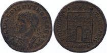 Roman Empire Nummus,  Crispus (317-326) - PROVIDENTIAE CAESS