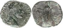 Roman Empire Sesterce, Antonin Le Pieux (138-161) - LIBERTAS COS IIII