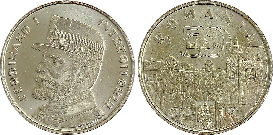 Romania 50 Lei King Ferdinand - 2019 - AU