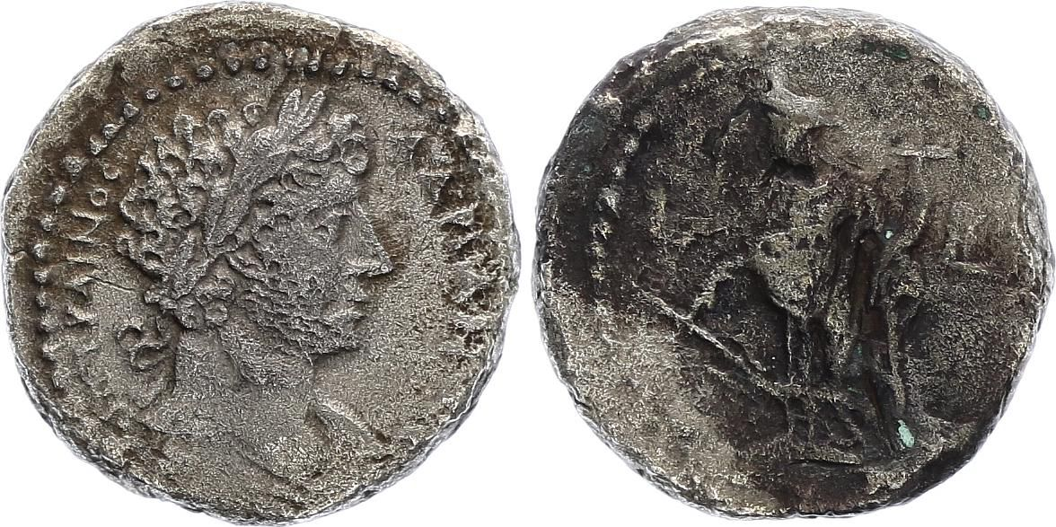 Rome - Provinces Tétradrachme,  Hadrien - 117-118 Alexandrie - PTTB