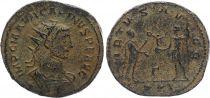 Rome Empire Antoninien,  Carin - 282 Antioche - VIRTVS AVGG - TTB+
