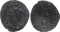 Rome Empire Antoninien,  Gallien - 257-258 Cologne - GERMANICVS MAX V - PTTB