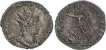 Rome Empire Antoninien,  Gallien - 257-258 Cologne - VICT GERMANICA - TTB