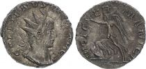 Rome Empire Antoninien,  Gallien - 257-258 Cologne - VICT GERMANICA - TTB