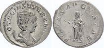 Rome Empire Antoninien,  Otacilia Severa - 247 Rome - PIETAS AVGVSTAE - TTB