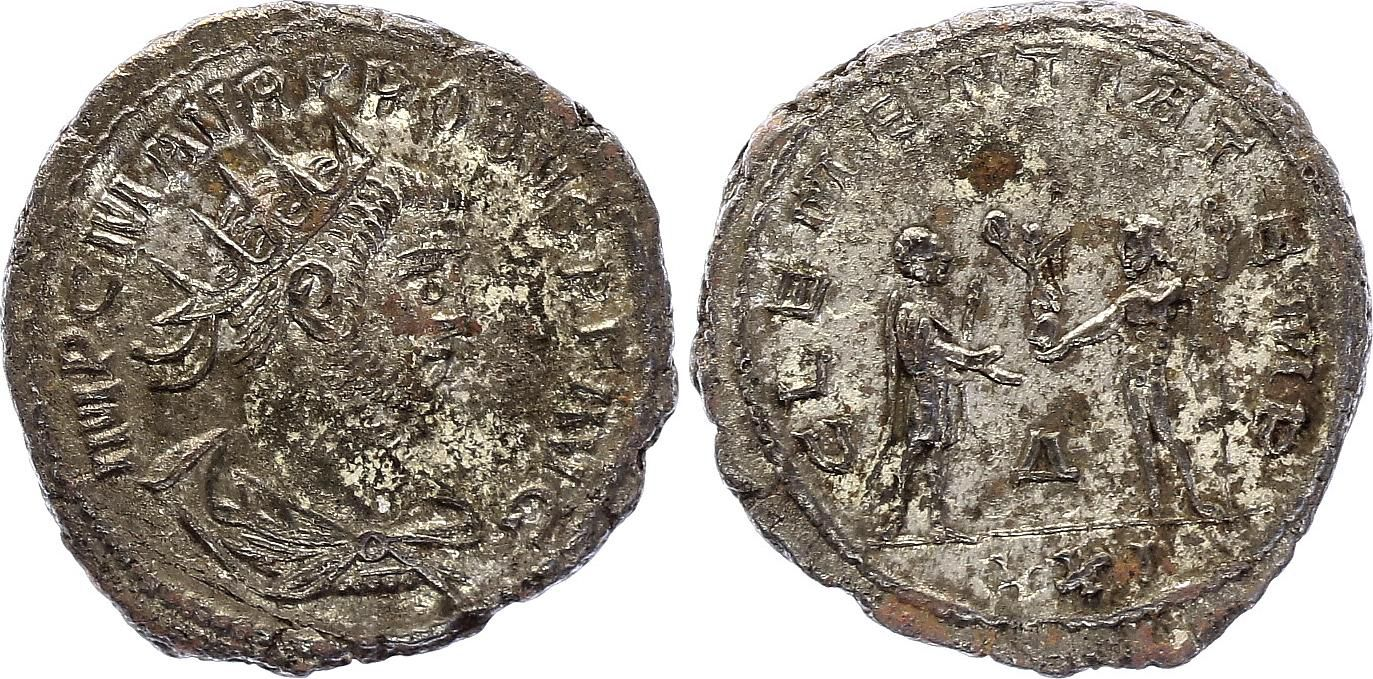 Rome Empire Antoninien,  Probus - 280-281 Antioche - CLEMENTIA TEMP XXI