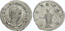 Rome Empire Antoninien,  Salonine - 254-258 Viminacium - PIETAS AVG - TTB