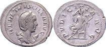 Rome Empire Antoninien, Etruscille (249-251) - PVDICITIA AVG