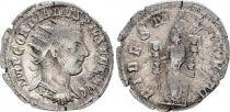 Rome Empire Antoninien, Gordien III (244-238) - FIDES MILITVM
