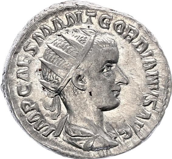 Rome Empire Antoninien, Gordien III (244-238) - PROVIDENTIA AVG