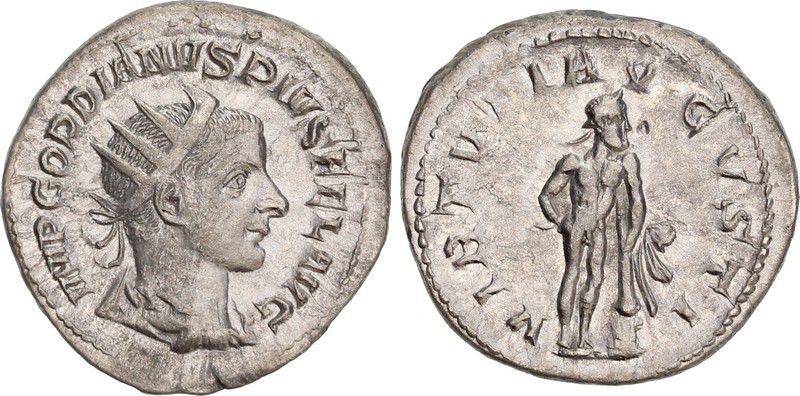 Rome Empire Antoninien, Gordien III (244-238) - VIRTVTI AUGVSTI