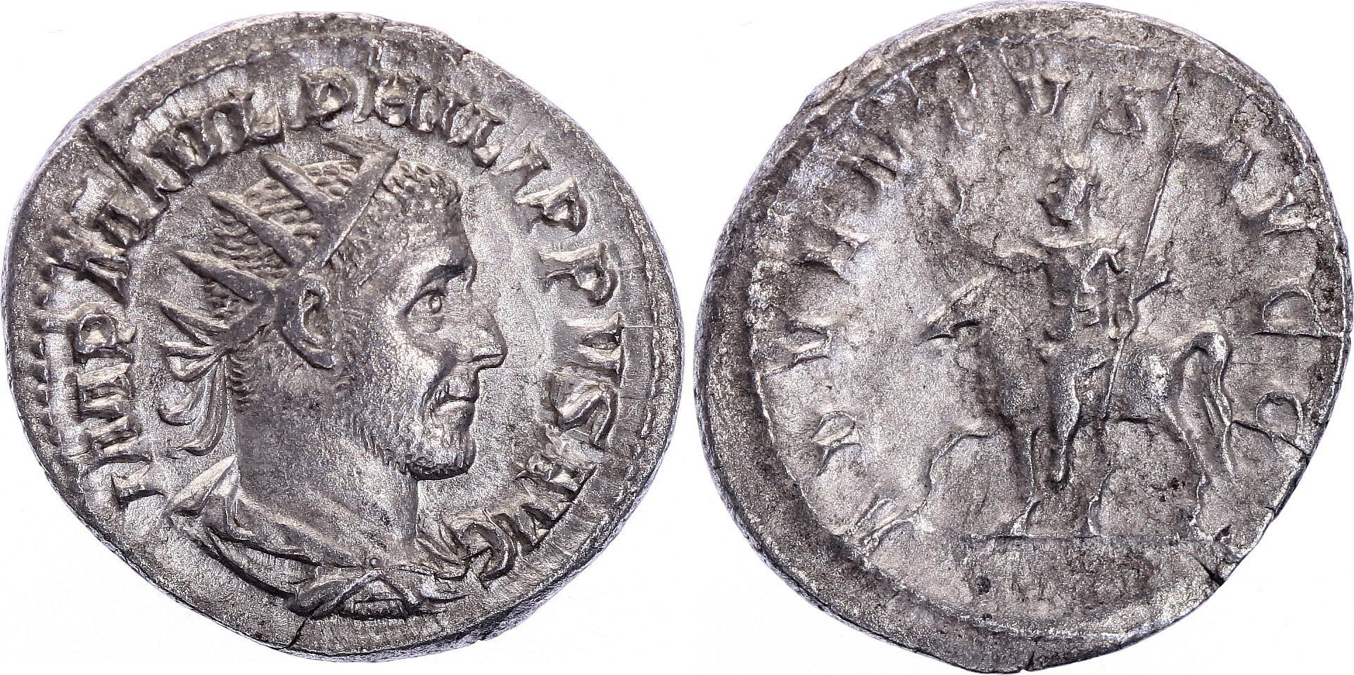 Rome Empire Antoninien, Philippe Ier l\'Arabe (244-249) - ADVENTVS AVGG