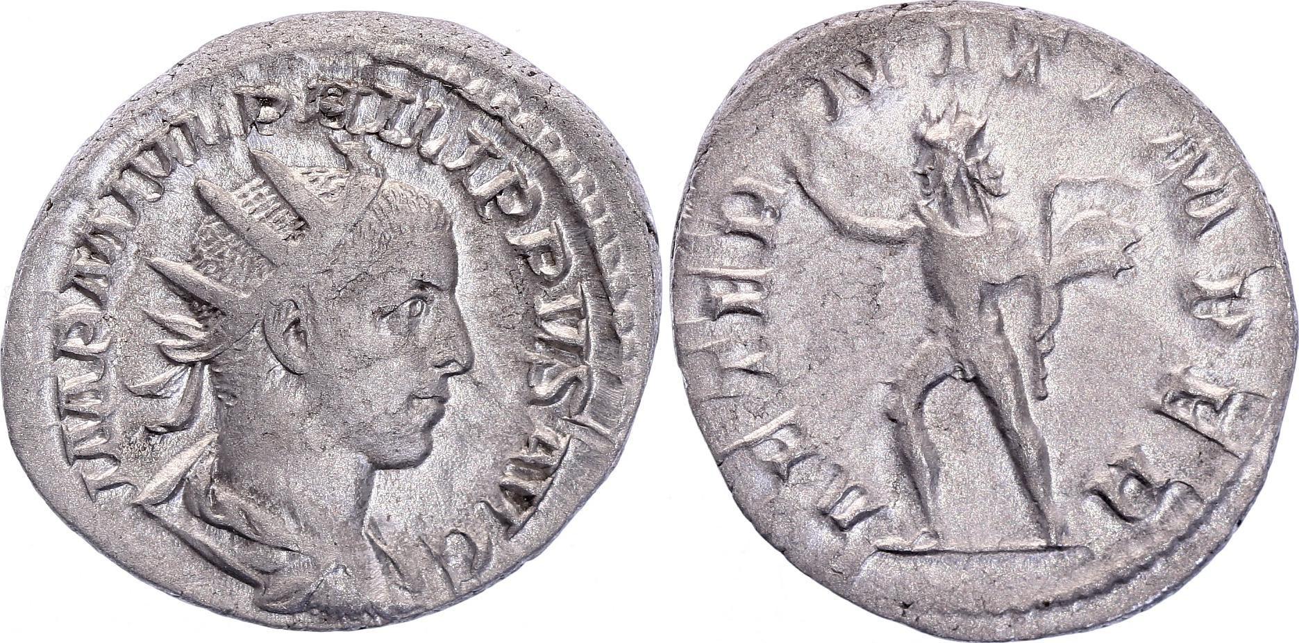 Rome Empire Antoninien, Philippe II (247-249) - AETERNIT IMPER