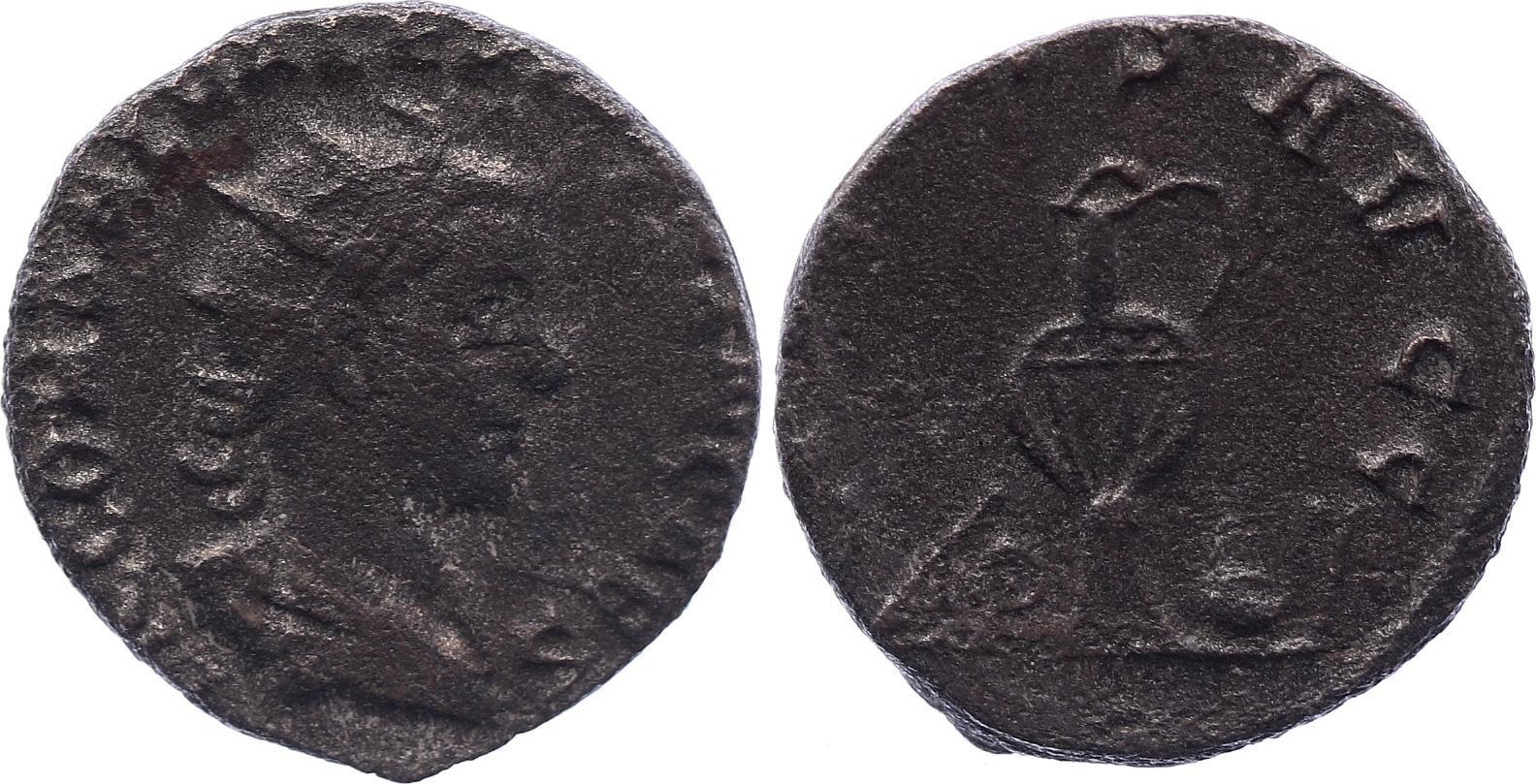 Rome Empire Antoninien, Salonin (259-260) - PIETAS AVGG