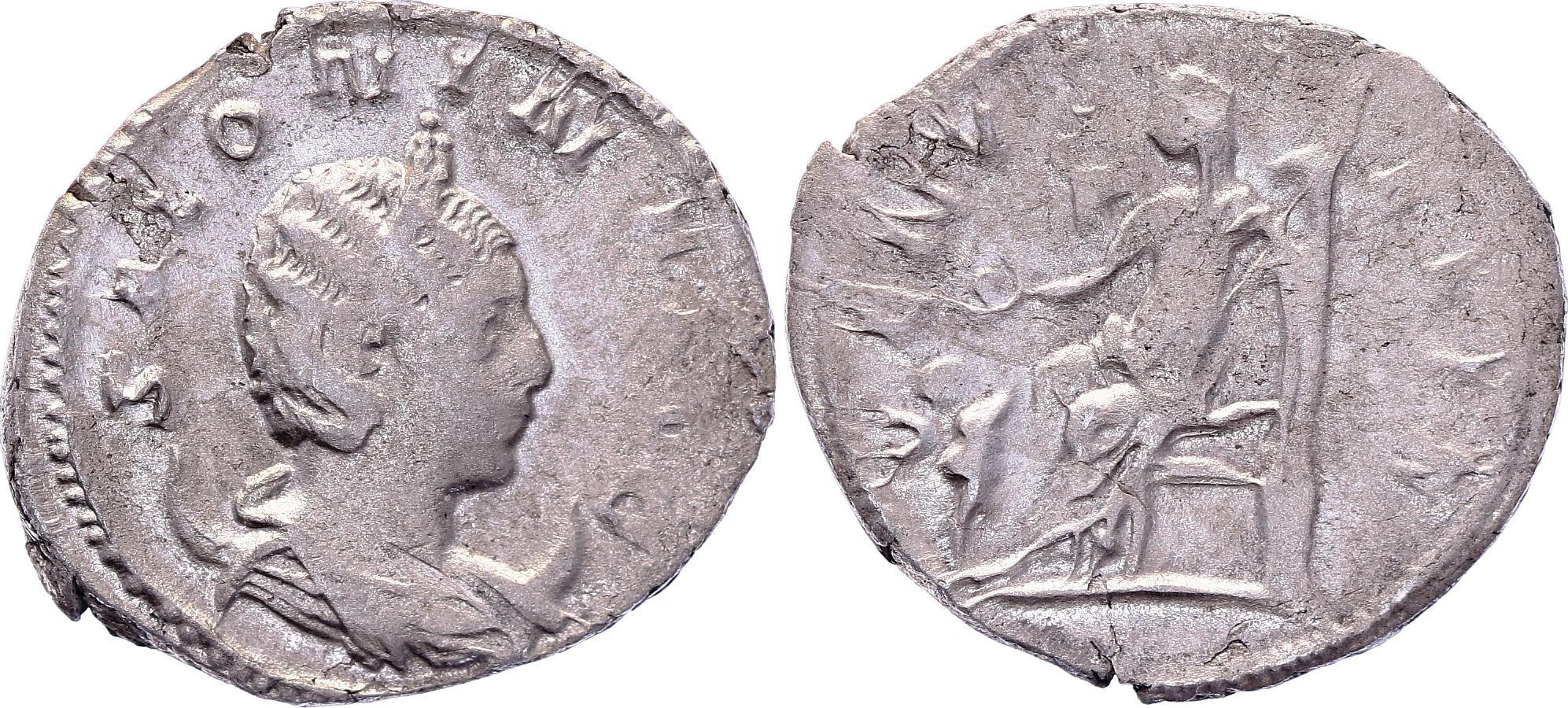 Rome Empire Antoninien, Salonine 257-258 - VENVS FELIX