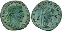 Rome Empire As, Philippe I (244-249)