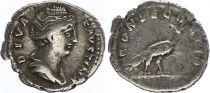 Rome Empire Denier,  Faustine - 176 Rome - CONSECRATIO - TF+