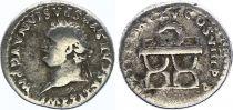 Rome Empire Denier,  Titus - 80 Rome - IMP XV COS VIII PP - TB+
